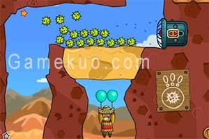 泡泡升空記6(Amigo Pancho In Afghanistan)遊戲圖
