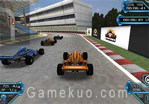 3D方程式賽車(King Of Speed 3d Auto Racing)遊戲圖