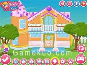 芭比別墅設計師(Barbie Dreamhouse Designer)遊戲圖