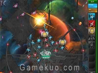 星際塔防戰爭中文版(Stellar War)遊戲圖