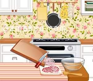 烹飪美味的混沌(Cooking Frenzy Turkish Ravioli)遊戲圖