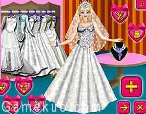 艾爾莎的結婚日(Elsa's Wedding Day)遊戲圖