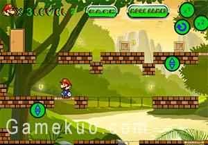 超級瑪莉自助遊3(Mario Walks 3)遊戲圖