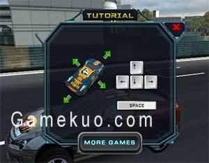 3D終極跑車競速賽-遊戲圖