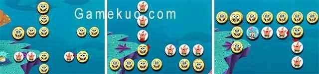 海綿寶寶和派大星(Spongebob Switch)遊戲圖