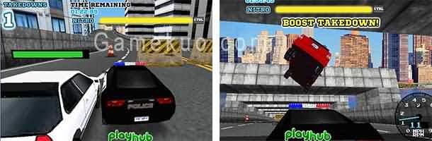 超級警車的追擊(Super Police Persuit)遊戲圖