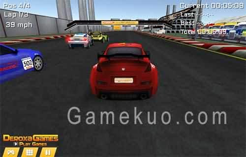 3D職業跑車大賽(Pro Rivals)遊戲圖