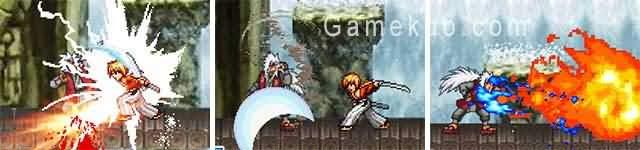 死神VS火影2.4 遊戲圖