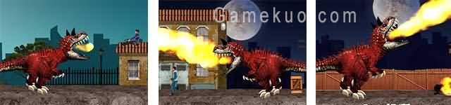 覺醒的霸王龍4(Paris Rex)遊戲圖