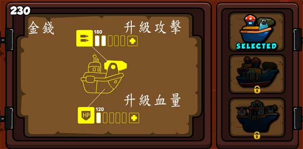 超級瑪莉大海戰(Mario Torpedo)遊戲圖
