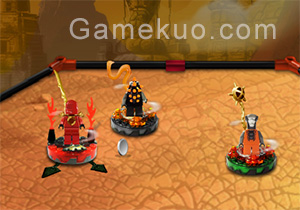樂高旋風忍者旋轉戰鬥(Ninjago Energy Spinner Battle)