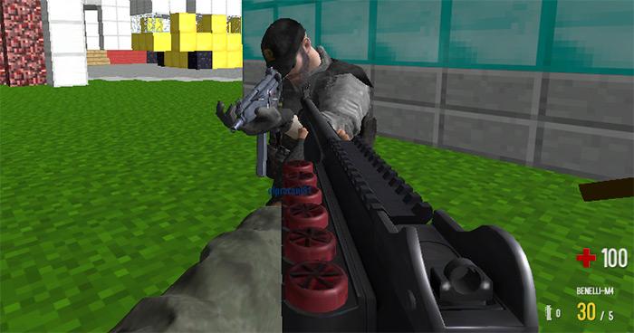 反恐精英多人連線版2(Combat Reloaded)-遊戲圖
