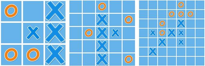 井字棋終極挑戰-遊戲圖