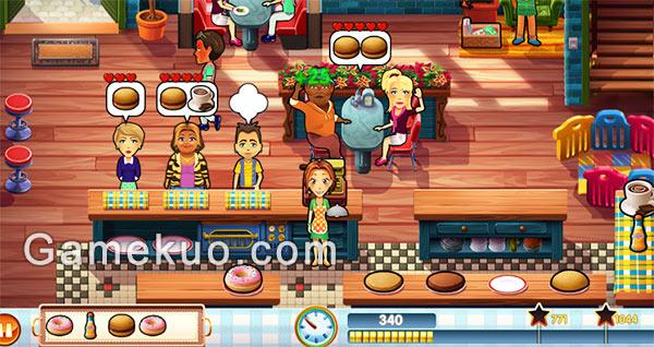 艾米麗的新餐館(Delicious Emilys New Beginning)遊戲圖