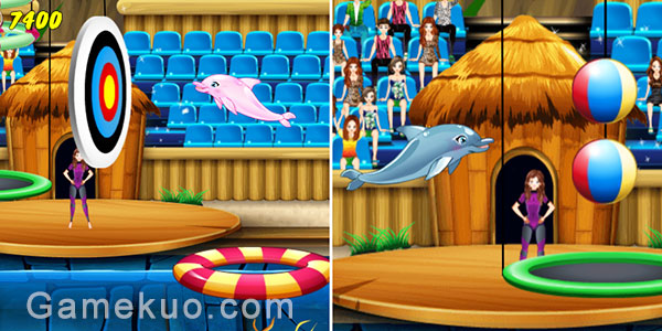 我的海豚秀7(My Dolphin Show 7)遊戲圖