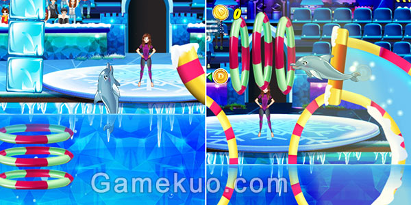 我的海豚秀8(My Dolphin Show 8)遊戲圖