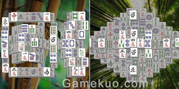 上海麻將連連看(Shanghai Mahjong)遊戲圖