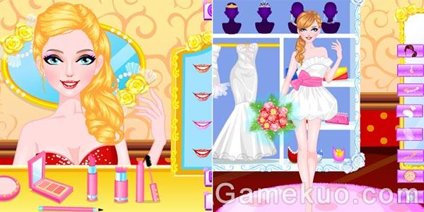 我的美女婚禮(My Fairy Wedding)遊戲圖