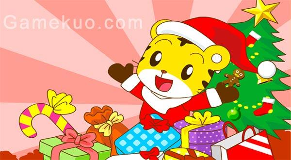 巧虎聖誕老公公(Qiaohu Santa Claus)遊戲圖