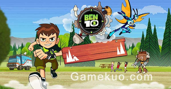 Ben 10 拯救人質(Ben 10 Steam Camp)遊戲圖
