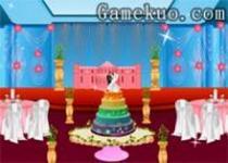 佈置婚禮會場