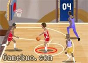 超神籃球賽