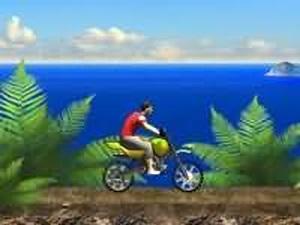 沙灘越野車