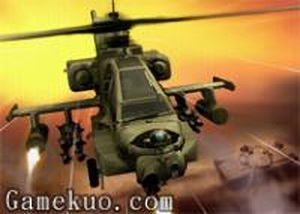 阿帕契戰鬥直升機