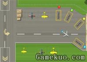 機場停飛機2