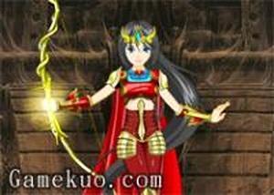 雅典娜戰爭女神換裝
