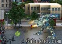 變形裝甲機器人
