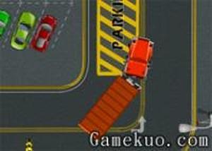 停靠大卡車3
