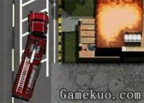 重型消防卡車