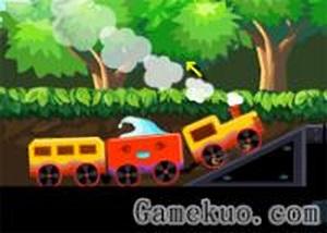 小火車過隧道2