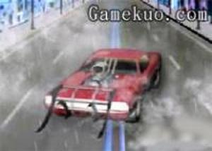 3D極限破壞賽車2