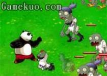 功夫熊貓大戰殭屍