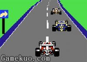 經典F1方程式賽車