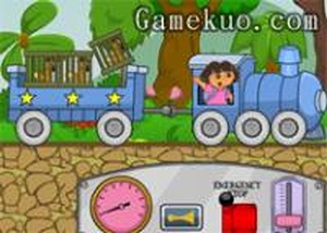 Dora開火車