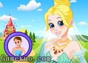 醜女變公主裝扮