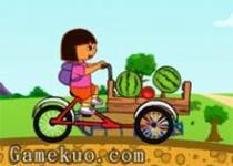 Dora朵拉送水果