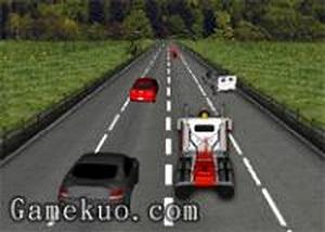 3D卡車公路賽車