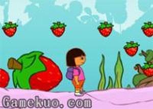 Dora朵拉草莓世界