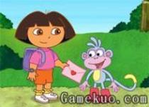 Dora找回情書