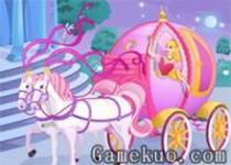 華麗公主馬車