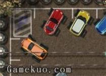 四驅車停車場