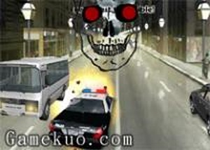極限警匪賽車