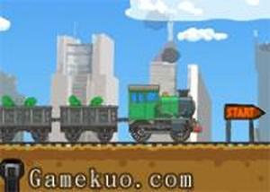 裝卸運煤火車5