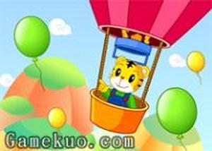 巧虎熱氣球之旅
