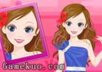 美女化妝選拔賽