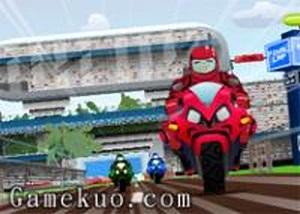 雪地摩托賽車2